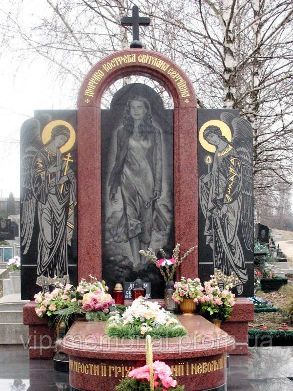 Памятник гранитный Г-3
