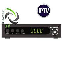 IPTV телеприставка WORLD VISION I64 уже в продаже!