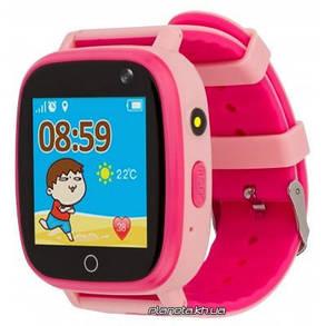 Смарт-часы AmiGo GO001 iP67 Pink, фото 2