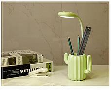 Настольная лампа Кактус Green (123939), фото 2