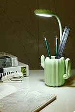 Настольная лампа Кактус Green (123939), фото 3