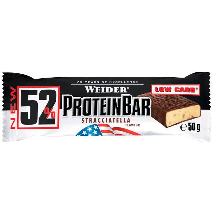 Weider 52% Protein Bar 24х50 g