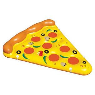 Надувний матрац AREMAR Піца 183 см (124036), фото 2