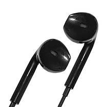 ϞBluetooth гарнитура Moloke S6 Black беспроводная Блютуз 5.0 музыкальная для смартфонов, фото 3