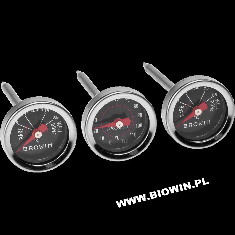 Набір міні-термометрів для стейків та іншого м'яса