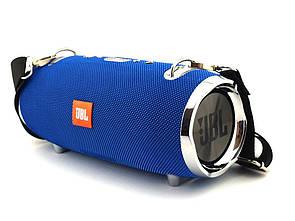 Влагозащищенная Jbl xtreme 2+ BIG 40w  портативная Bluetooth колонка  Синий