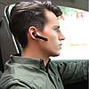 ✕Bluetooth гарнитура QCY A1 Black наушник вкладыш крепление на ухо Bluetooth 5.0 беспроводная, фото 2