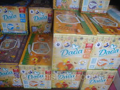 Подгузники DADA 5 junior (15-25 кг) - 92 шт МЕГА Упаковка