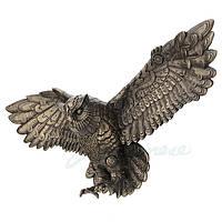 Коллекционная статуэтка стимпанк Летающая сова