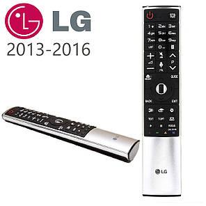 Оригинальный пульт ДУ LG Magic Remote AN-MR700 (akb74935301) к телевизорам LG 2013-2016 годов, фото 2