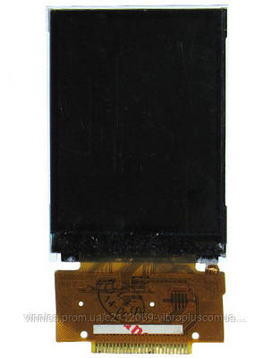 Дисплей (LCD) FLY DS150 (1TFT8K3006FPC-A1-E/TFT1P2688/28100521), фото 2