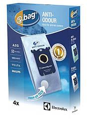 Мешок из микроволокна S-Bag Anti-Odour E203B для пылесоса Philips 900168459
