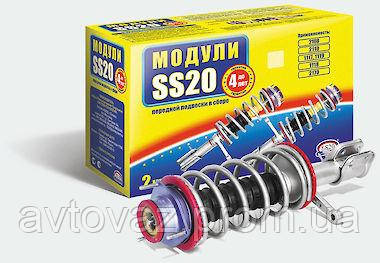 Стойки, амортизаторы, SS20 ВАЗ 2108, 2109, 21099, 2113, 2114, 2115 передние в сборе модуль Комфорт