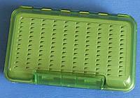 Коробка для приманок (Флай-бокс) Зеленая