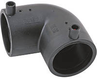 Колено электросварное 90° SDR11/PE100, 20-180 мм., NTG Plastik, фото 1