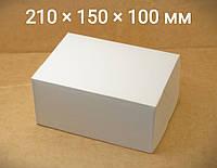 Коробка на 4 десерта без подставки под порционный торт, 210*150*100 мм