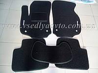 Ворсовые коврики  в салон OPEL Zafira B (Черные)