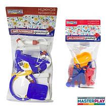 Дитячий набір лікар MasterPlay 1-035
