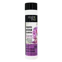 Organic Shop Пена для ванн Пурпурная орхидея, расслабление 500 мл