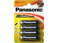 Батарейка Panasonic Alkaline Power LR6APB/4BP