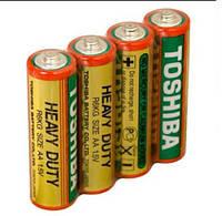 "Батарейка Toshiba  R6 1,5V ""АА"""