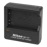 Зарядное устройство Nikon MH-61 (аналог), фото 1