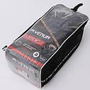 Перчатки боксерские кожаные на липучке Venum DCS014 replica, фото 7