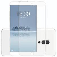 Защитное цветное стекло Mocolo (CP+) на весь экран для Meizu 15 Plus