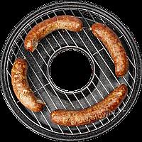 Сковорода с решеткой гриль газ, фото 1