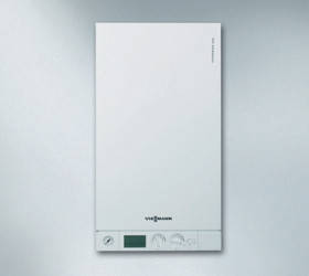 Газовый настенный котел Viessmann Vitopend 100-W, 23 кВт, «атмо», фото 2