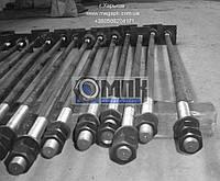 Болт фундаментный изогнутый 1.1М16х900 ГОСТ 24379-80