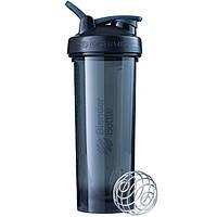 Blender Bottle, Спортивный шейкер-бутылка BlenderBottle PRO32 Black, 900 мл