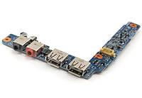 Sony Vaio PCg-391M, VGN-FZ Плата USB, Аудио (1p-1076501-8010) бу