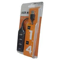 USB HUB на 4 usb порта, фото 1