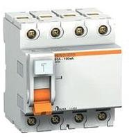 УЗО дифреле ВД63 4р 40A 100МA Schneider Electric серия Домовой