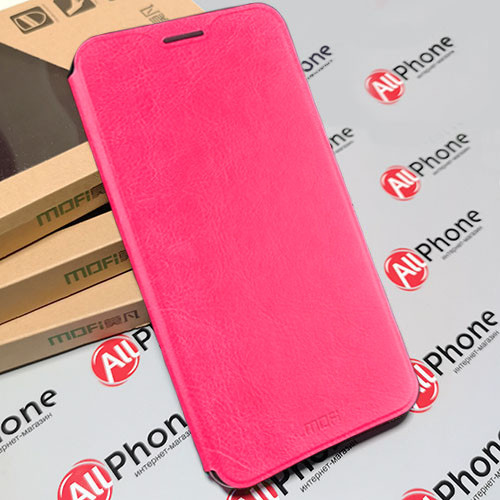Чехол-книжка  MOFI Pink для Xiaomi Redmi 7