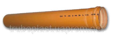 Труба ПВХ 160х4,7х6000 SN 8