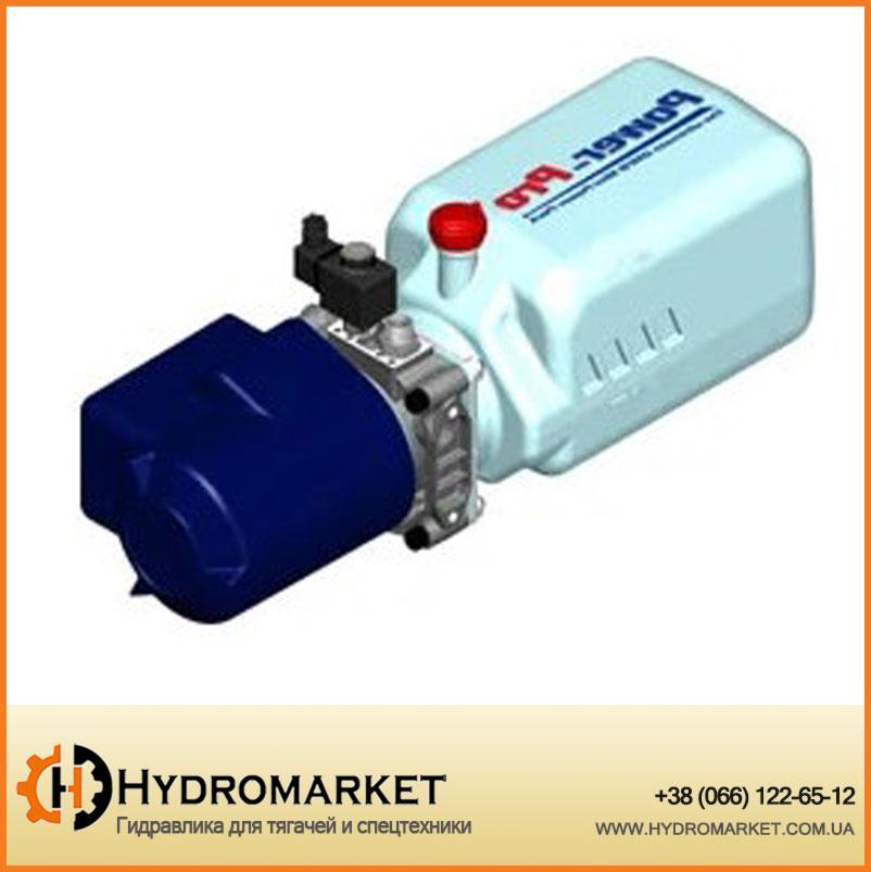Электрогидравлика OMFB для самосвала (алюминиевый бак 5-9 л)
