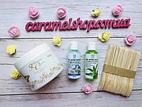 Стартовый набор для сахарной депиляции (шугаринга) в домашних условиях с 2 гелями, фото 1