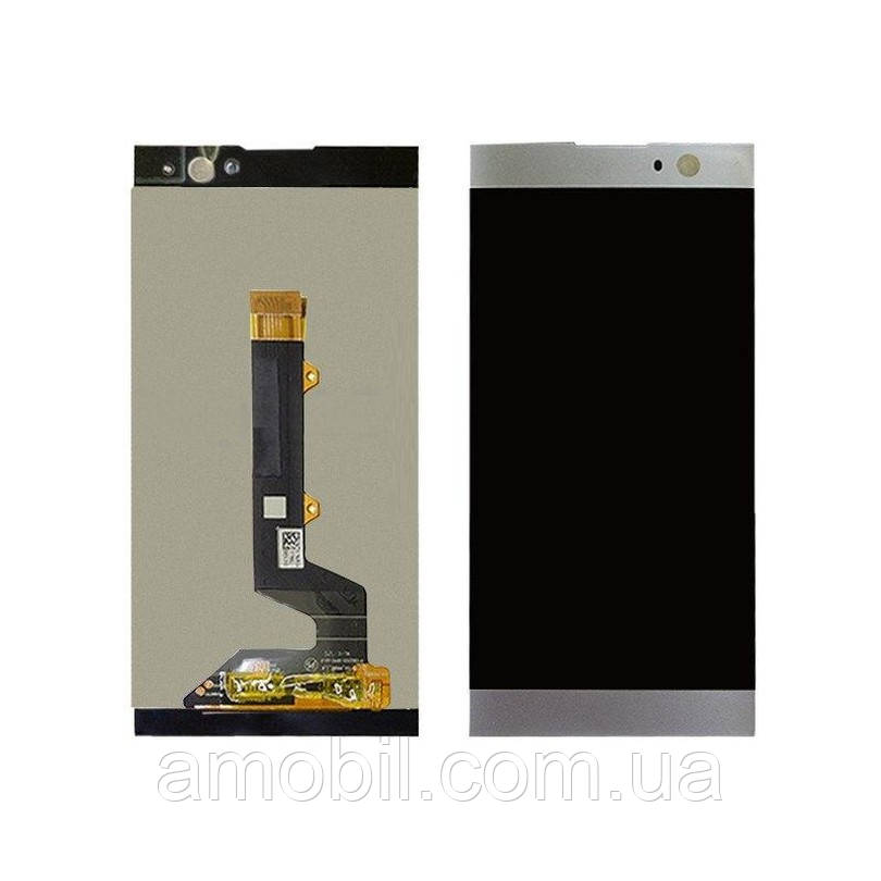 Дисплей + Сенсор Sony Xperia XA2  H4113 H4123 H4133  silver orig