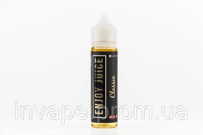 Жидкость для электронных сигарет Enjoy Juice - Classic (Взбитые сливки и клубника) 60мл, 1.5 мг, фото 2