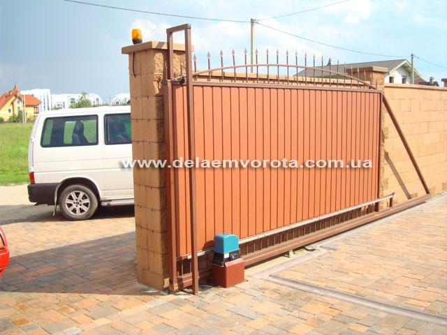 GANT IZ-600 автоматика для откатных ворота