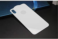 """Защитное цветное 3D стекло Mocolo на заднюю панель для Apple iPhone X (5.8"""") / XS (5.8"""")"""