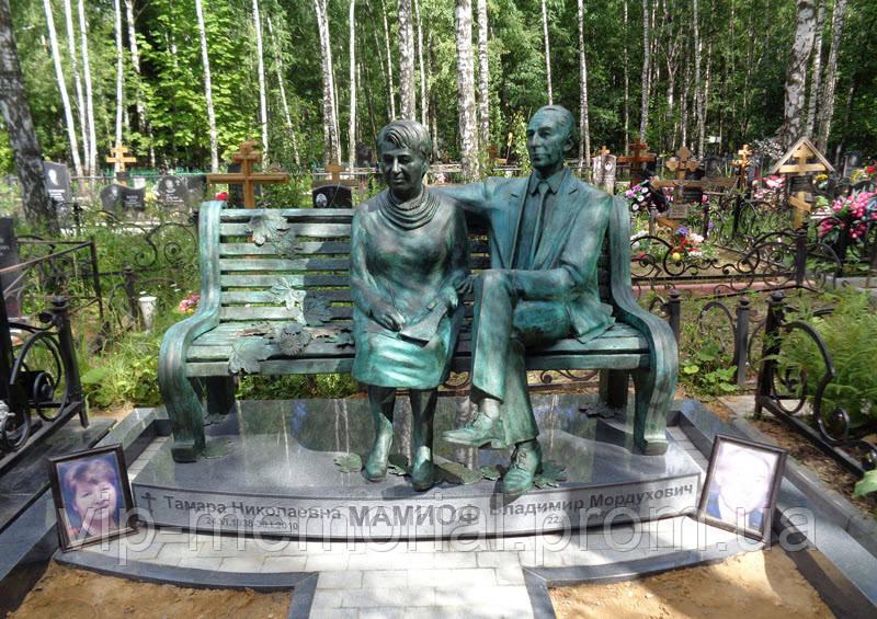 Памятник гранитный Г-50