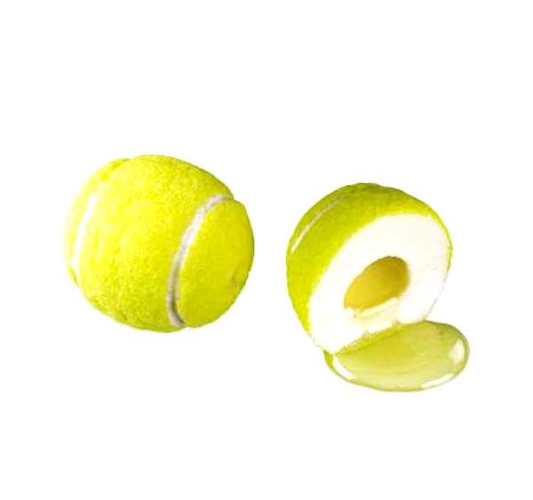 Жевательная резинка Fini TENNIS BALLS со вкусом лайма и лимона 100 гр. Испания - фото 2