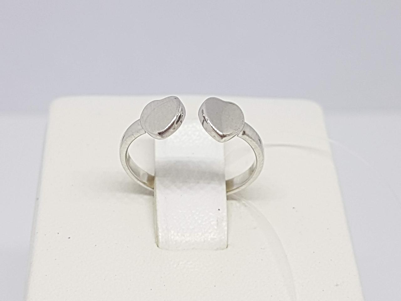Серебряное кольцо. Артикул 90101187 14