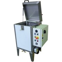 Мойка используется для автоматической очистки деталей при помощи холодной воды Magido L35/08F  - ОМА - Гидравлическое и подъемное оборудование для СТО     Продажа  монтаж и сервисное обслуживание   в Харькове