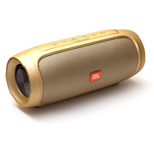 Портативна колонка JBL Charge 4 gold копія