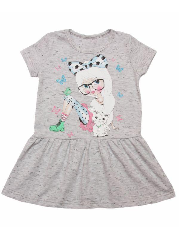 Платье для девочки на лето оптом