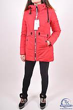 Куртка женская демисезонная (цв.красный) WAYU 16110A Размер:42